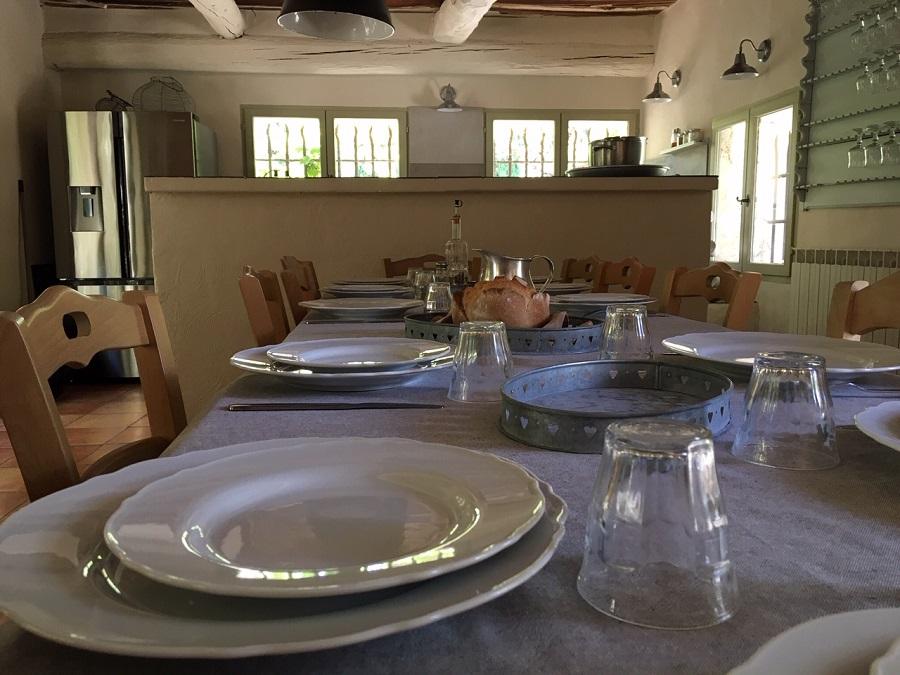 Table pour se réunir ensemble