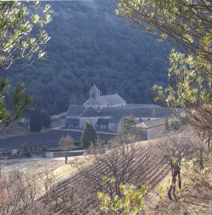 visiter l'abbaye de Sénanque