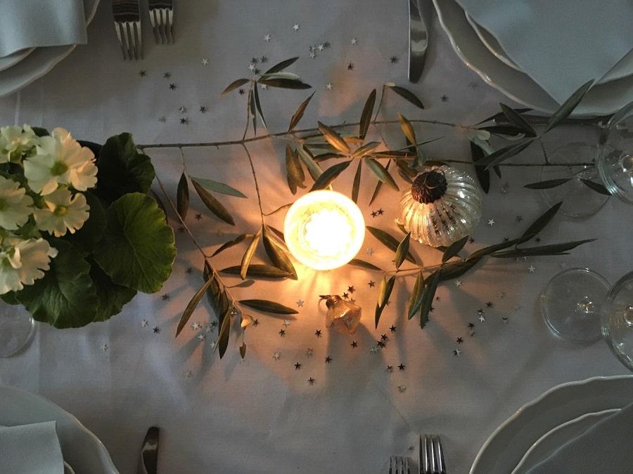 Jolie table en Provence